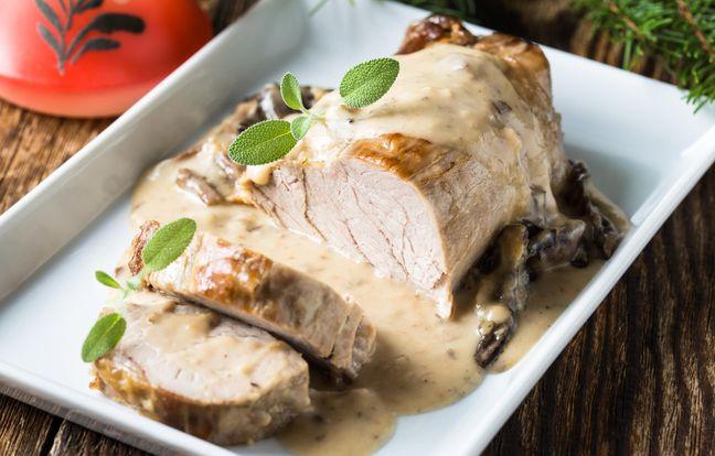 roast veal