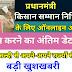 How To Apply Pradhanmantri Kisan Samman Nidhi Yojna In Hindi-प्रधानमंत्री किसान सम्मान निधि योजना