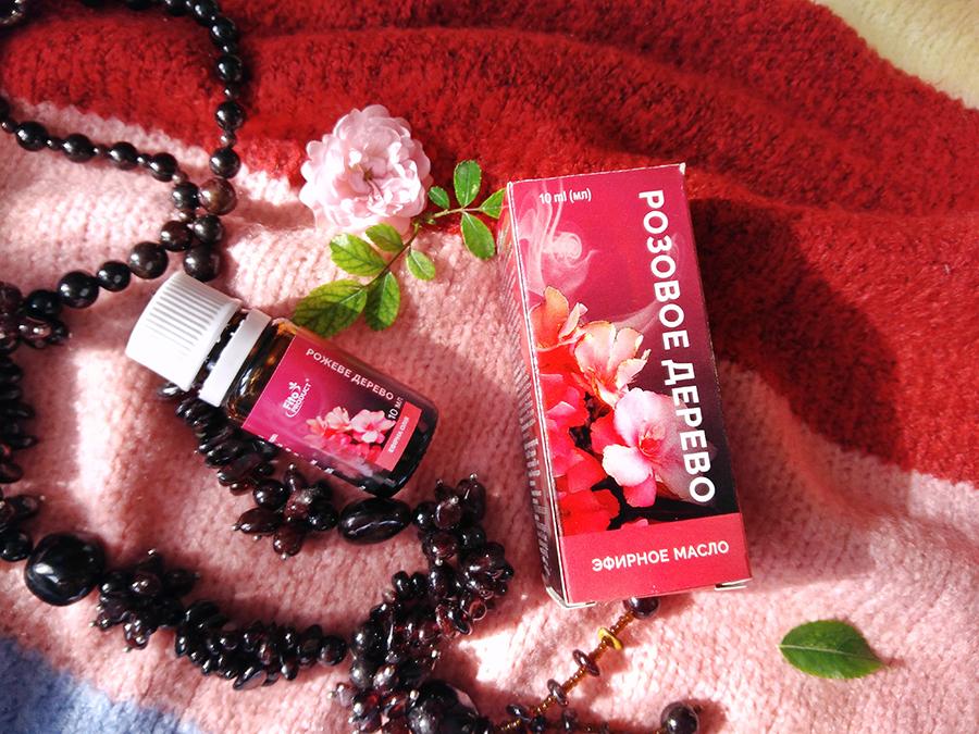 эфирное масло розового от FITO Product