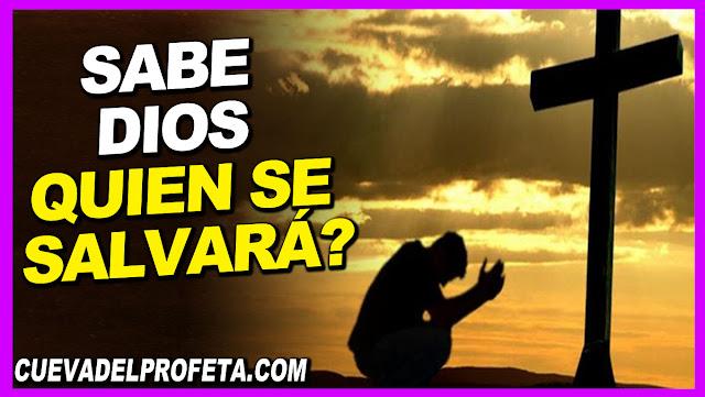Sabe Dios quien se salvará - William Marrion Branham en Español