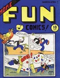 Read More Fun Comics comic online