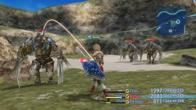 Final Fantasy XII PS4 Hands-on