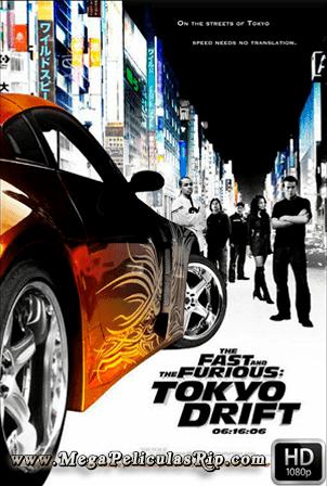 Rapidos Y Furiosos 3: Reto Tokio [1080p] [Latino-Ingles] [MEGA]