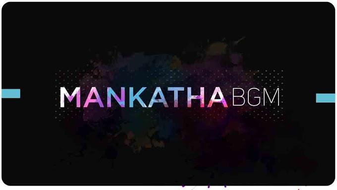 Mankatha BGM Ringtone
