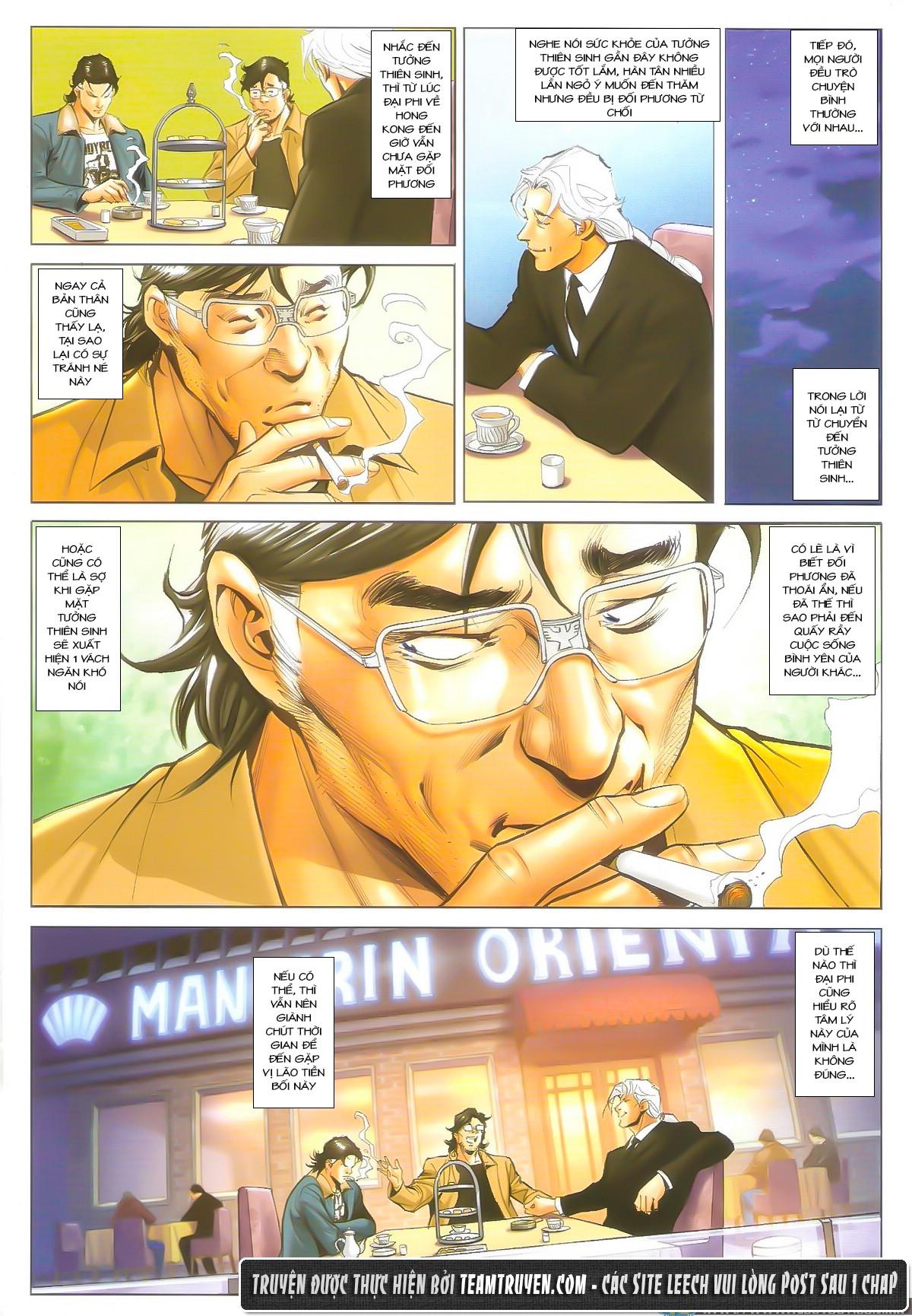 Người Trong Giang Hồ chapter 1602: gặp lại hàn tân trang 15