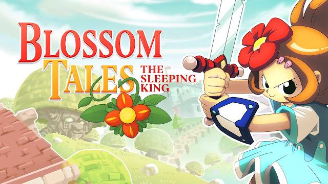 Blossom Tales The Sleeping - PC FULL - Multi4 - Descargar