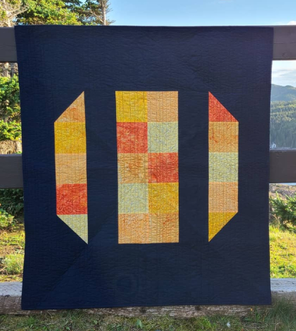Shining Through quilt pattern | DevotedQuilter.com