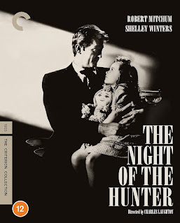 The Night of the Hunter - Cover