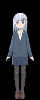 Reina Aharen (CV: Inori Minase)