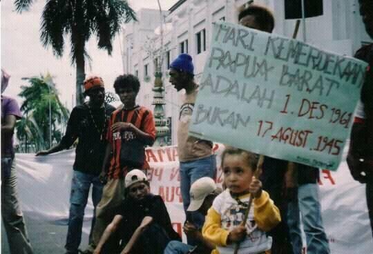 ULMWP: Agustus Bulan Duka, Orang Papua 'Tidak Boleh' Merayakan HUT RI