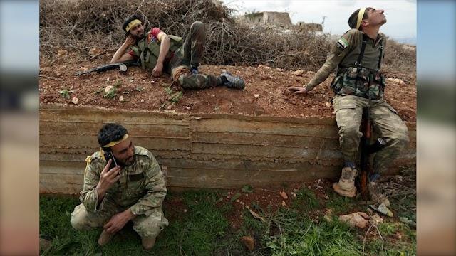 """المسلحين التركمان يسرقون منازل أكراد """"شيخ الحديد"""""""