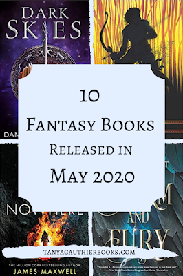 10 Fantasy Books Released in May 2020