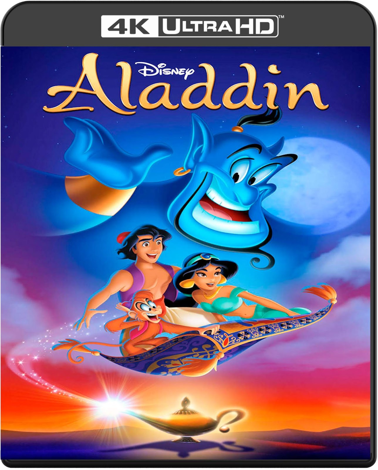 Aladdin [1992] [UHD] [2160p] [Latino]
