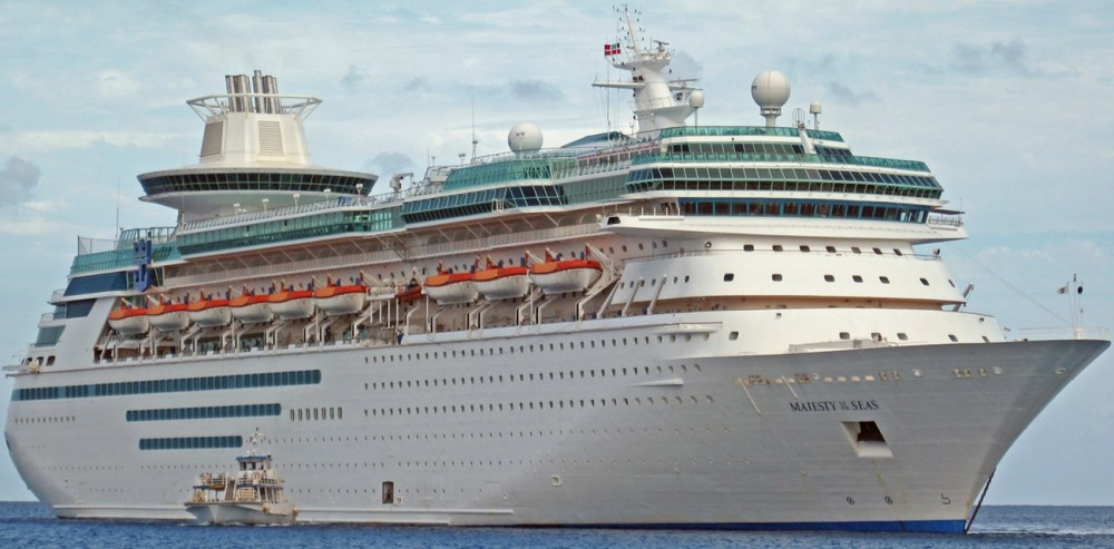 Majesty of the Seas Leaves Royal Caribbean Again?