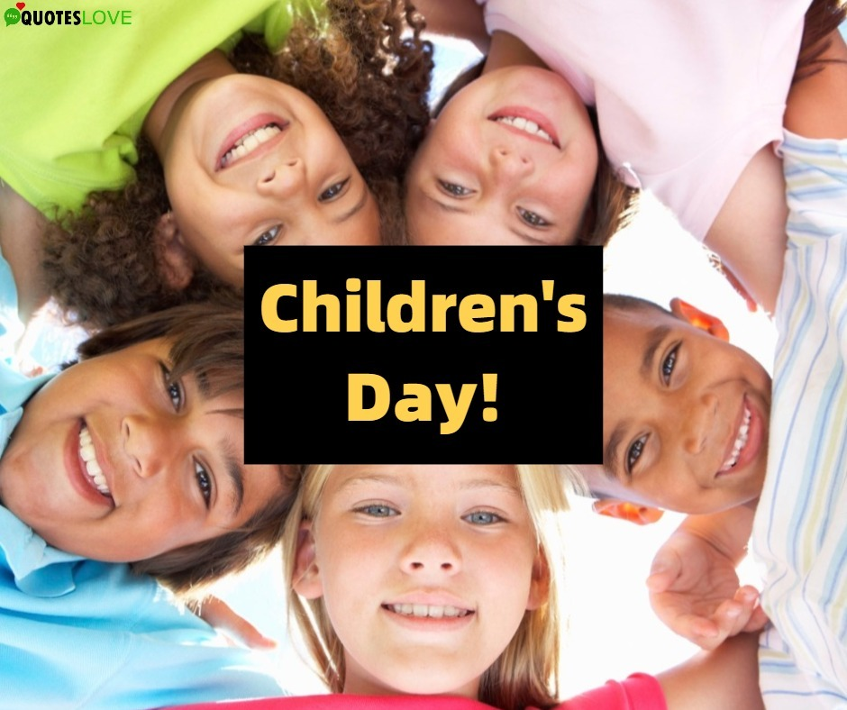 Happy Children's Day Images - 14 November