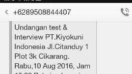 Pt Kiyokuni Indonesia Ejiip Random Email Loker