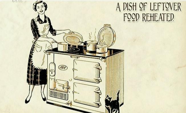 Rechauffe | Rules of Rechauffe | Reheat food
