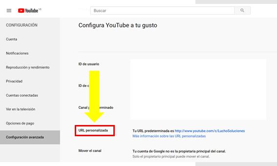 Obtener-URL-personalizada-en-youtube