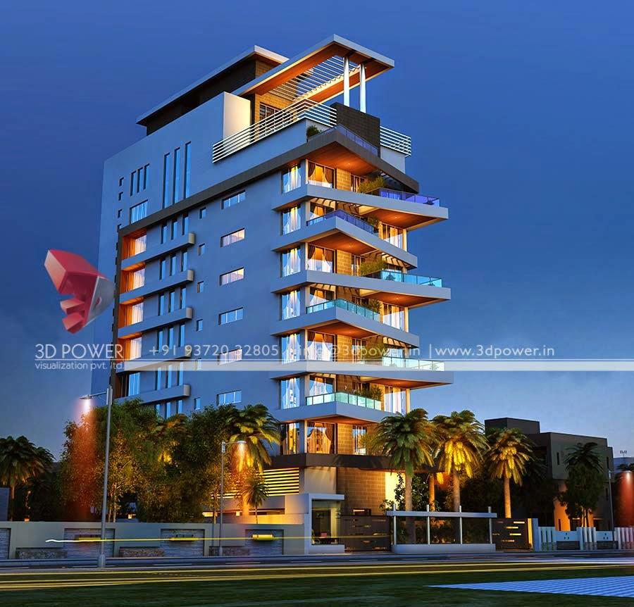 Idlewilde Apartments: Township Apartments Design
