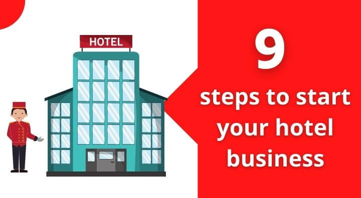 How to start a hotel business in India in 9 easy steps In 2021 Guide