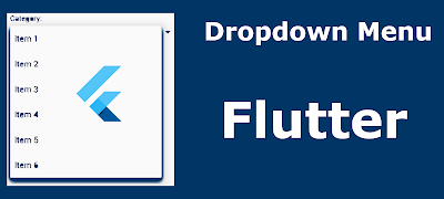 flutter dropdown button and list demo