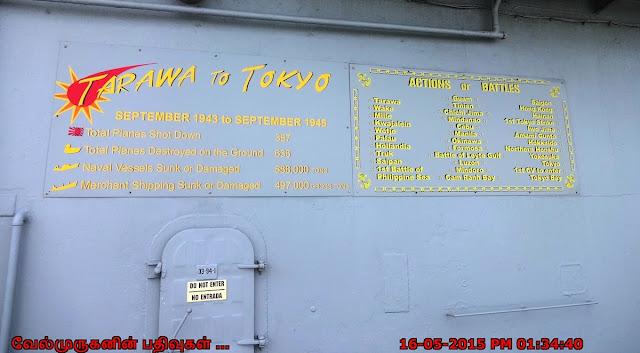 Tarawa To Tokyo USS Lexington