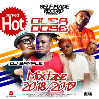 [MIXTAPE] DJ Sample — Overdose Mixtape - www.mp3made.com.ng