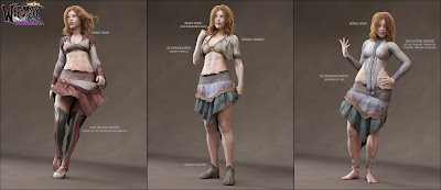 Whymsy Clothes for Genesis 3 Female