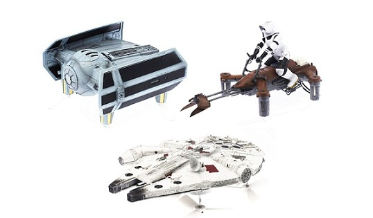 Star Wars Propel Battle Drones