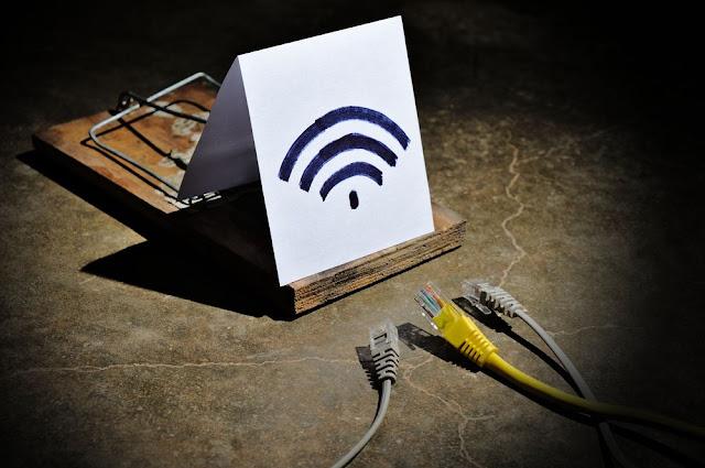 تحمي حاسوبك من الإختراق أتناء إتصالك بالشبكات العمومية