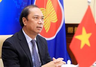 23rd ASEAN-India Senior Officials' Meeting