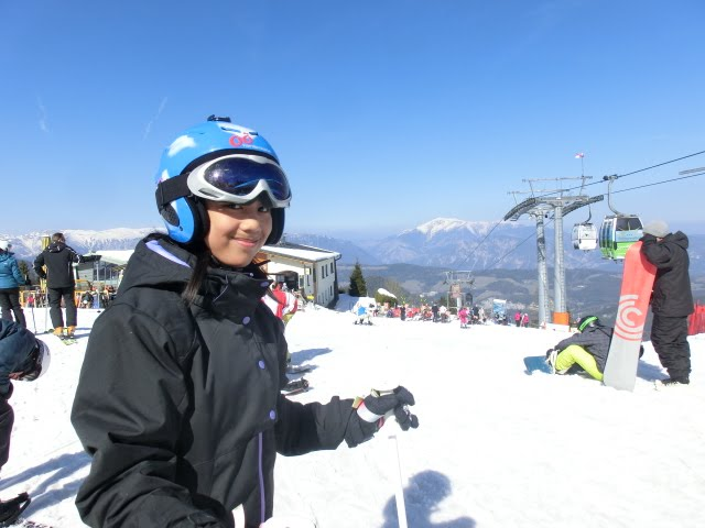 Taking Pictures On The Slopes