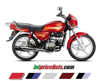 Hero Splendor Plus + Motorcycle Price, Specifications & Review details in Bangladesh