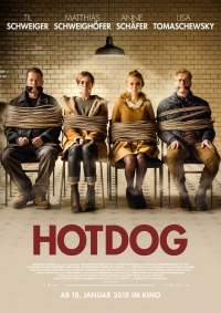 Hot Dog (2018) Hindi Dubbed Dual Audio 480p