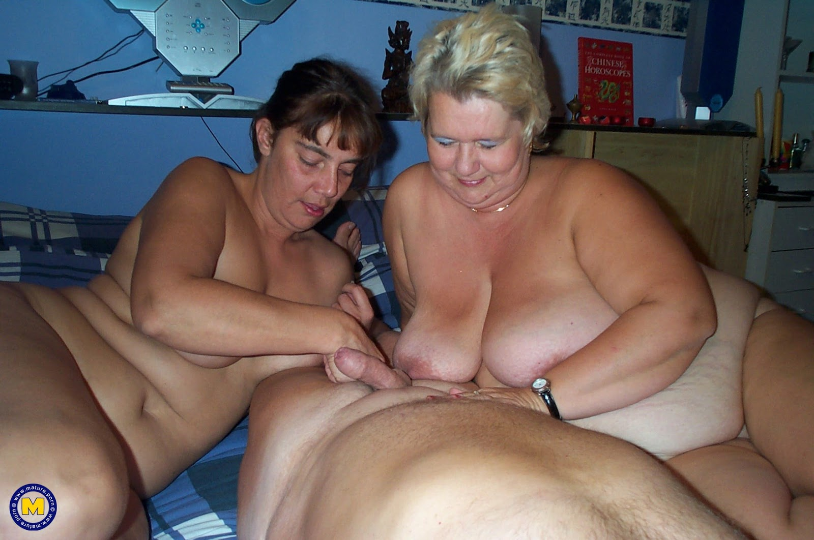 Sex home old mature 3