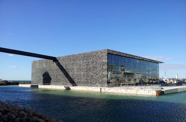 Museu do Medierâneo em Marselha