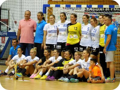 SCM Craiova debuteaza la Cisnadie