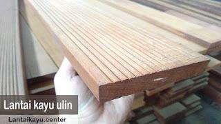 lantai kayu ulin