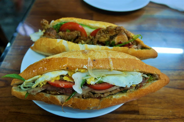 "What makes ""Banh mi"" of Vietnam different from worldwide sandwich? 3"
