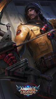 Yi Sun Shin Apocalypse Agent Heroes Marksman of Skins V3