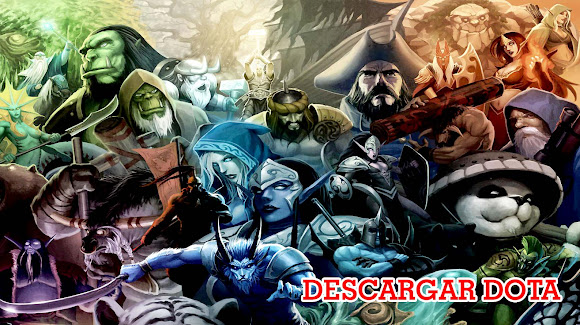 Descargar DOTA 1 (ultima versión en español)