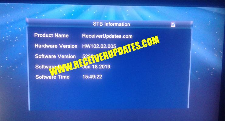 ALI3510C HW102 02 005 HD RECEIVER TEN SPORTS LATEST SOFTWARE
