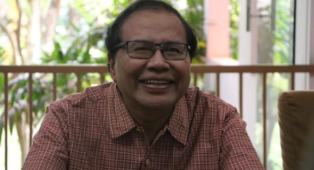 Rizal Ramli's Prediction Finally Happens