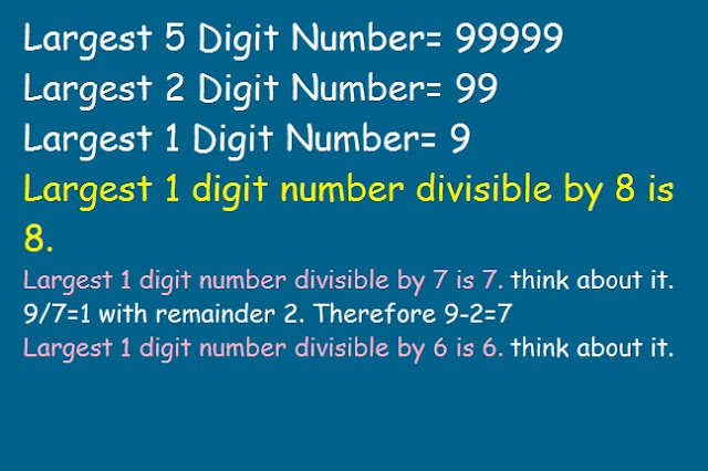 Find the largest 5 digit number Which is exactly divisible by 48