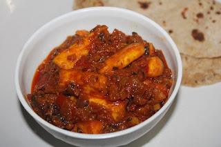 paneer masala recipe