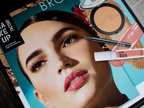 Bronzing Collection von Make up Factory