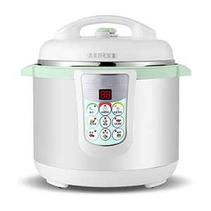 Electric pressure cooker 5l double bladder full automatic household