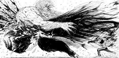 """Black Torch"" núm 1 y 2 de Tsuyoshi Takaki - Norma Editorial"