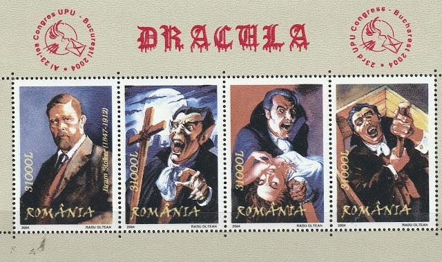 Romania Bram Stoker's DRACULA
