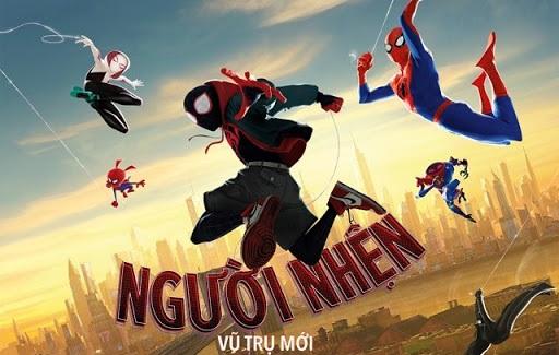 Người Nhện: Vũ Trụ Mới - Spider-Man: Into The Spider-Verse (2018)